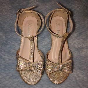 Little Girls Boutique Fancy Heels Toddler 11